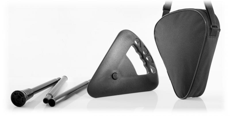 Gehstock Gehhilfe Flipstick Sitzstock Standard