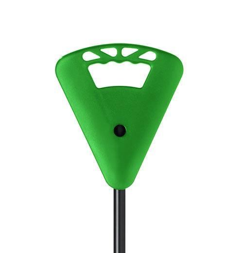 Flipstick Teleskopstock extra lang hellgrün